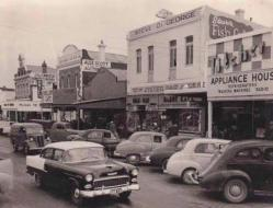 An image I found of Titcher's Pharmacy in Dandenong from around 1959.