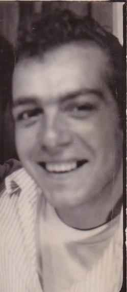 A memorable photo of my beautiful Dad.