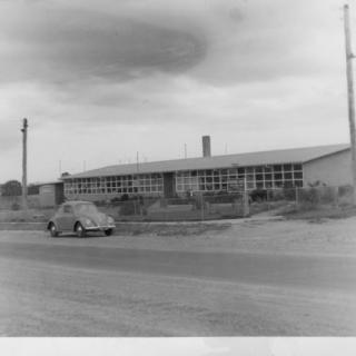 An image I found from 1963 of the Dandenong South State School which is located on Kirkham Road, Dandenong South.
