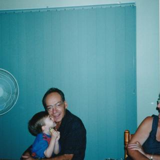 Nonno and Luke adored each other.
